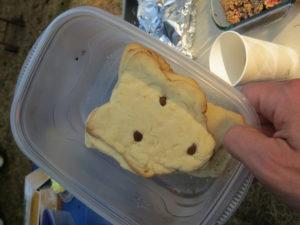 ...wolf cookies!